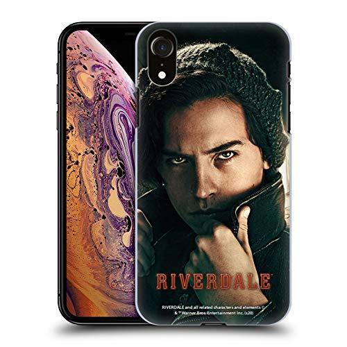 Head Case Designs Licenciado Oficialmente Riverdale Jughead Jones 4 Carteles Carcasa rígida Compatible con Apple iPhone XR