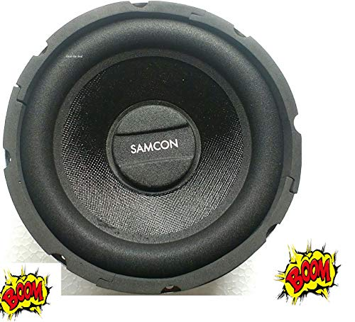 NEXT GEEK 8inch 320 Watt Digital Sound Full Bass woofer Black