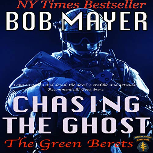 Chasing the Ghost (Black Ops) cover art