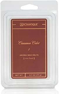 Aromatique Aroma Wax Melts 2.7oz. 60-248 Cinnamon Cider