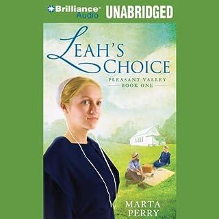 Leah's Choice audiobook cover art