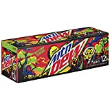 Includes 12 (12oz) cans of Mountain Dew, VooDew flavor Can you guess the deviliciously delicious mystery flavor Limited Edition for Halloween only The neutral white color of this spooky soda gives nothing away A devilishly delicious new mystery flavo...