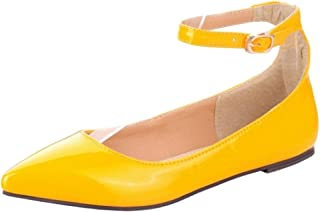 ddf9ab630c9b Amazon.ca  Yellow - Flats   Women  Shoes   Handbags