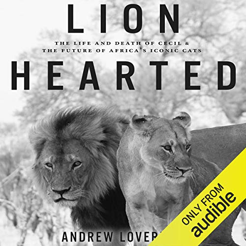 Lion Hearted cover art