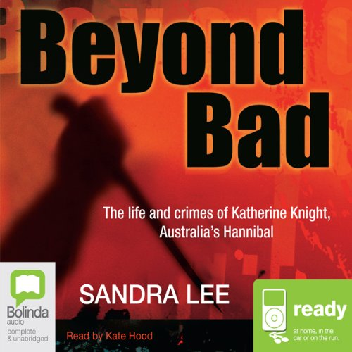 Beyond Bad audiobook cover art