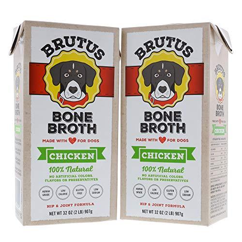 Brutus Dog Bone Broth for All Breeds