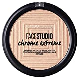 Maybelline Facestudio Chrome Extreme Intense Metallic Highlighter 350 Molten Rose Gold