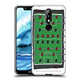 Head Case Designs Officiel Friends TV Show Foosball Table Iconique 2 Coque en Gel Doux Compatible...