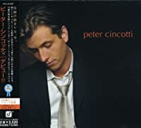Debut (plus one Bonustrack) by Peter Cincotti (2003-01-22)