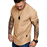 Beautiful Giant Men's 5 Pack Mixed Short Sleeve...