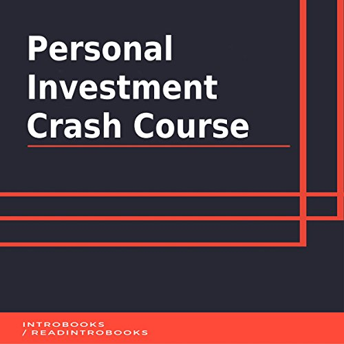 Personal Investment Crash Course audiobook cover art