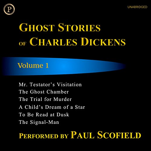 Ghost Stories of Charles Dickens, Volume 1 Titelbild