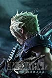 PrimePoster - Final Fantasy VII Remake Cloud Strife Poster Glossy Finish Made in USA - NVG284 (24' x 36' (61cm x 91.5cm))