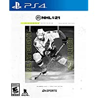 NHL 21 Great Eight Edition for PS4 or Xbox One