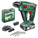Bosch UneoMaxx - Martillo perforador a batería (1...