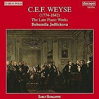 Weyse: Etudes for Piano etc.