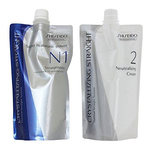 Shiseido Crystallizing Straight For Natural to Sensitized...