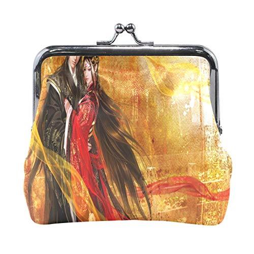 Geldbörsen Münzgeldbörse Fantasy Paar Full Hd Wallpaper Damen Geldbörse Clutch Bag Girls Kleine Geldbörse