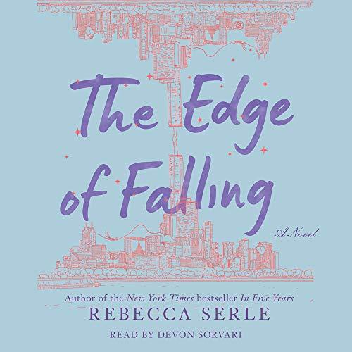 Couverture de The Edge of Falling