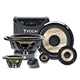 Focal PS 165 F3E 6-1/2' Expert Flax Evo 3-Way Component Speakers