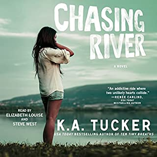 Chasing River audiobook cover art