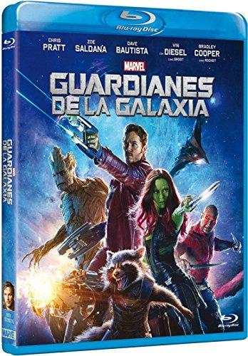 Guardianes De La Galaxia [Blu-ray]