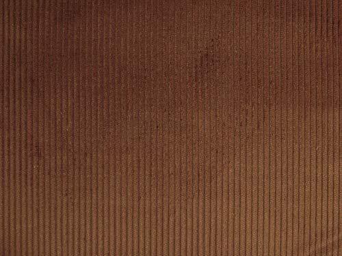 Zanderino ab 1m: Breitcord Uni, braun, ca.150cm breit
