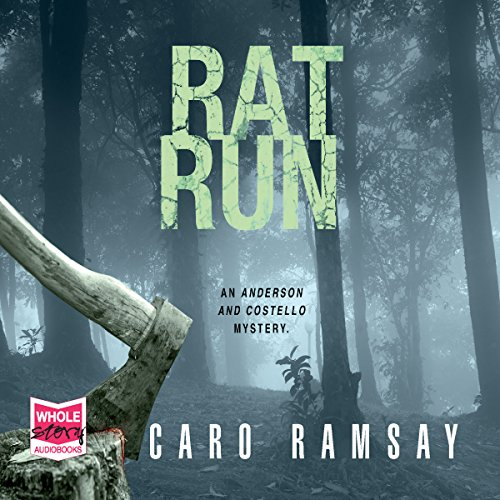 Rat Run audiobook cover art
