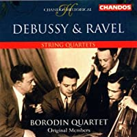 Debussy & Ravel: String Quartets (2002-04-23)