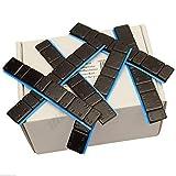 50 Riegel SCHWARZ Auswuchtgewichte 5g*4+10g*4 Klebegewichte 3KG Kleberiegel