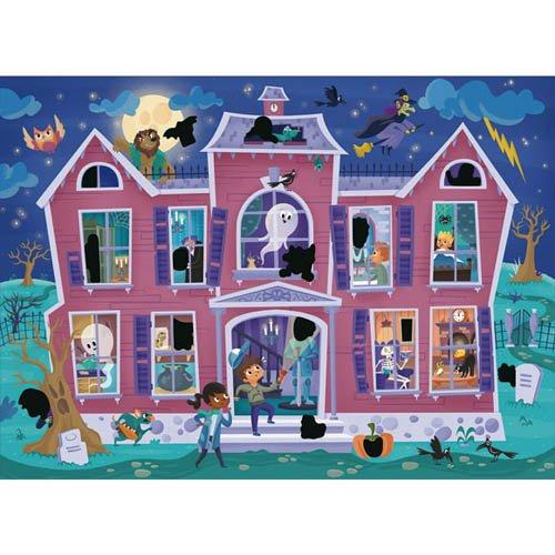 Unbekannt Galt Magic Zauberpuzzle Geisterhaus