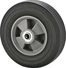 Rocky Mountain Goods Solid Rubber Hand Truck Wheel 8