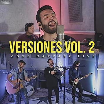 versiones vol. 2