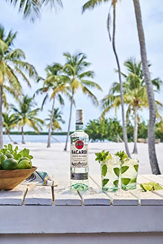 Rum online kaufen: Bacardi Carta Blanca - 2
