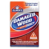 wood rot repair kit - Elmer's E761Q E761L Wood Repair System, 6 oz, White