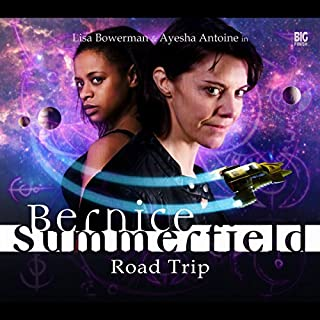 Bernice Summerfield - Road Trip cover art