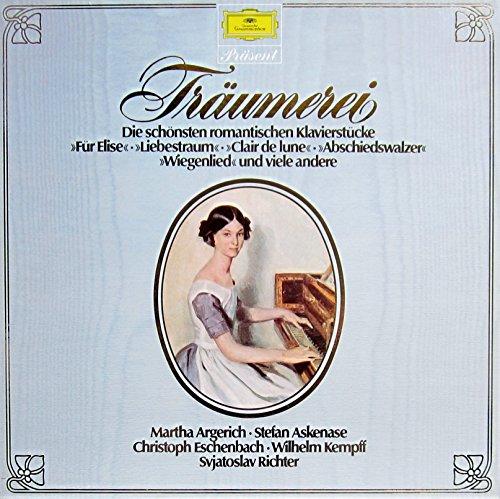 Träumerei - Die schönsten romantischen Klavierstücke [Vinyl Schallplatte] [2 LP Box-Set]