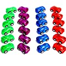 Pull Back Cars Pack of 24 Pull and Go Racer Cars Assorted Colors Mini Toy Cars Vehicles Kids Party Favor Stocking Stuffer