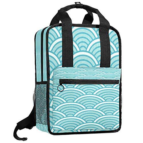Backpacks Shoulders Bag decorative design Backpack traveling middle school high school
