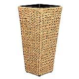 Vanage - Pots de Fleurs / Plantes - Jardinière en plastique - Pour l'intérieur et l'extérieur -...