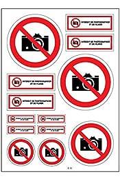 /b80 Tabla A4/de stickers Danger radiactividad Pegatina Adhesiva/