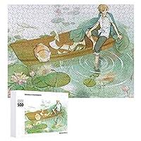夏目友人帳 パズルの木の初心者のパズル500ピースパズル1000ピースの木のパズル