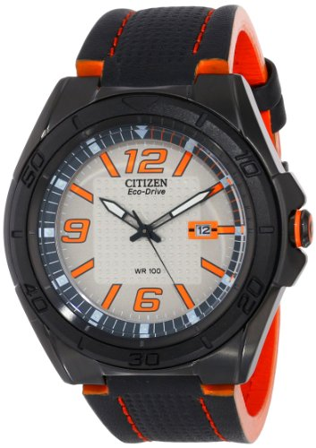 Citizen Men's AW1385-03H Drive From Citizen Eco-Drive BRT Analog Display Black Casual Watch