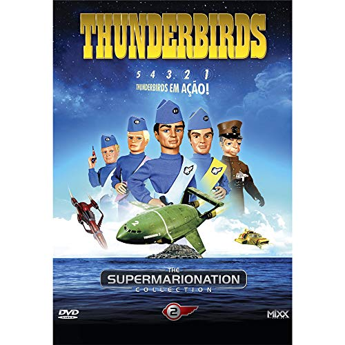 Thunderbirds - the Supermarionation Collection - Vol. 2
