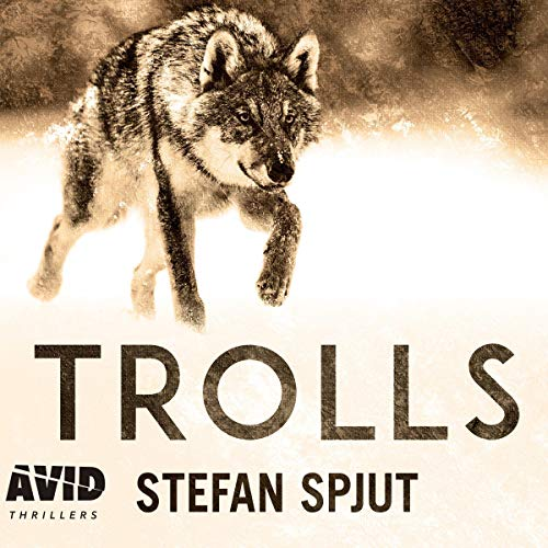 Trolls audiobook cover art