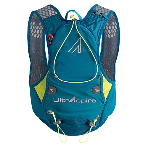Ultraspire Alpha 4.0 Race Vest (Emerald Blue, Medium (34-39))