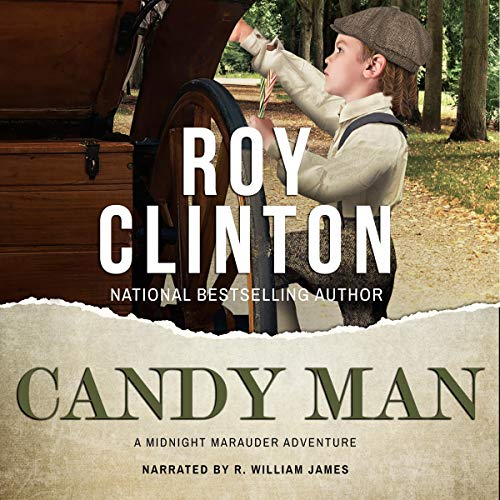 Candy Man  By  cover art
