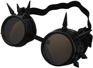 91502ea408 zolimx Estilo vintage Steampunk gafas soldadura gafas Punk divertidos