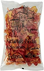 Felixia Patata Frita Chip con Jugo de Remolacha, 180g