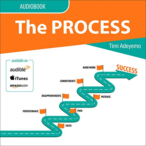The Process audiobook cover art